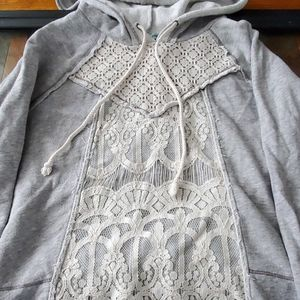 Maurices Knit Hoodie